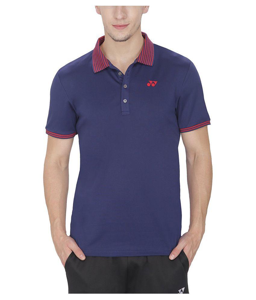 Yonex Badminton T-shirts - Patriot Blue