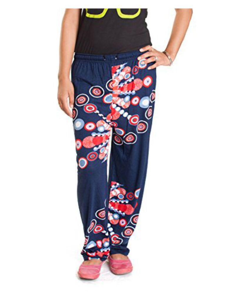 Fabpoppy Women's Blue Pajama