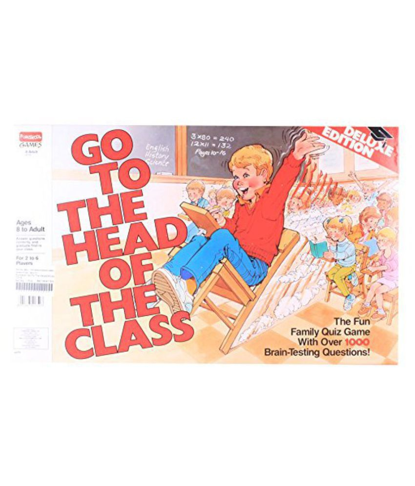 Funskool Go to Head of the Class