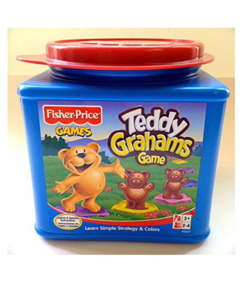 Teddy Grahams Game