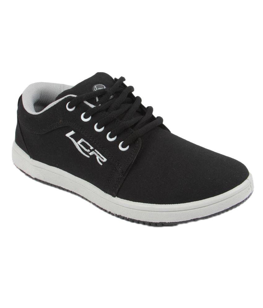 449663c8953 Lancer Black Casual Shoes