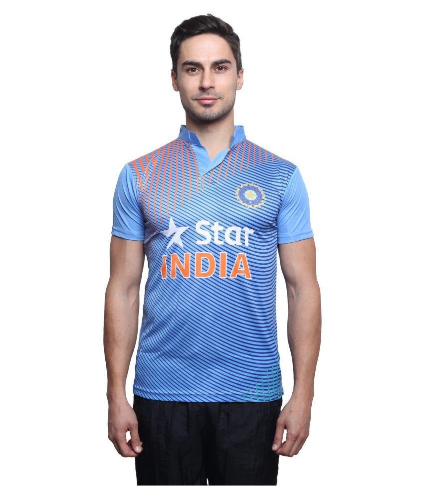 Sportigo INDIA T20 Replica Cricket Jersey