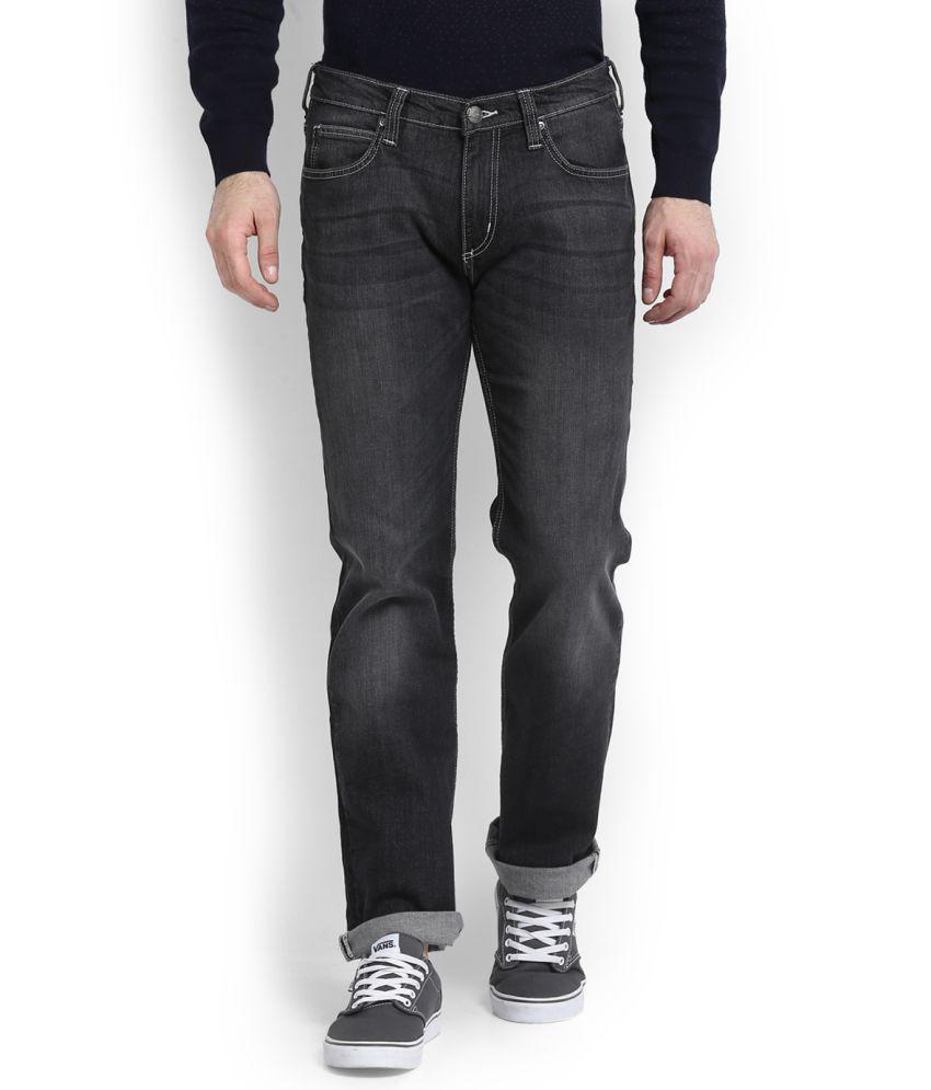 Lee Black Slim Jeans