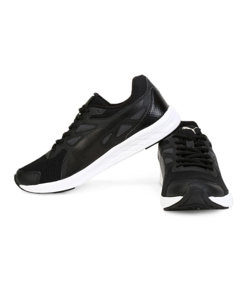 e2d3f2008dd Puma Driver Idp Black Running Shoes Puma Driver Idp Black Running Shoes ...
