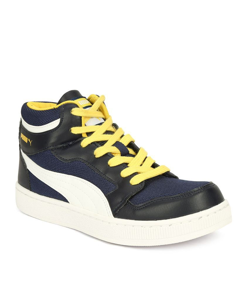 Puma Rebound Mid Light Dp Black Casual Shoes available at SnapDeal for Rs .1492 b8a64dcc4