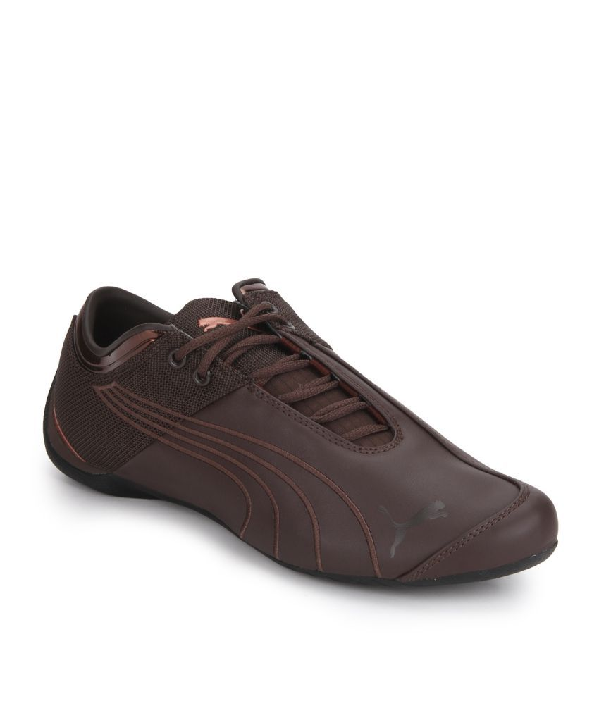 7a18eb84e27a Puma Future Cat M1 Citi Brown Casual Shoes - Buy Puma Future Cat M1 Citi Brown  Casual Shoes Online at Best Prices in India on Snapdeal