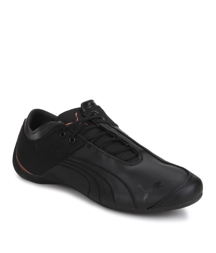 9db6ebea407340 Puma Future Cat M1 Citi Black Casual Shoes - Buy Puma Future Cat M1 Citi  Black Casual Shoes Online at Best Prices in India on Snapdeal
