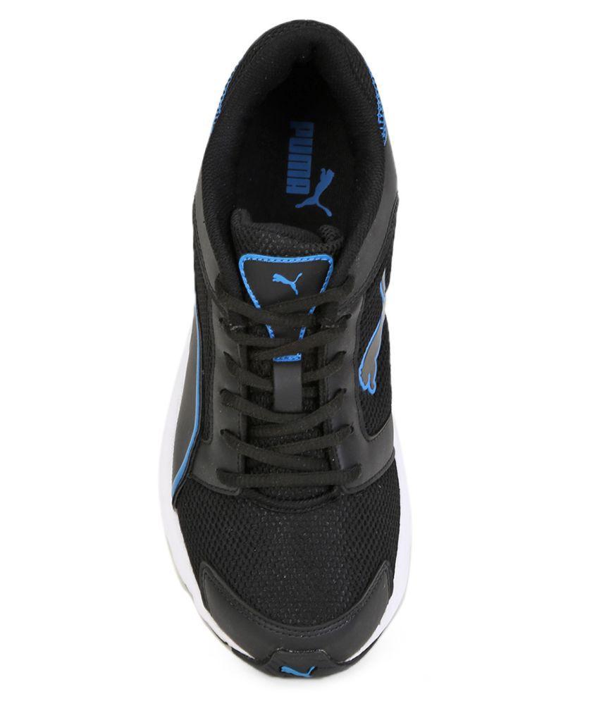 puma splendor dp black running shoes - buy puma splendor dp black