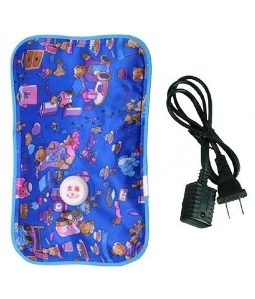 buyworld Hot Water Bag For Pain Relief Multicolour