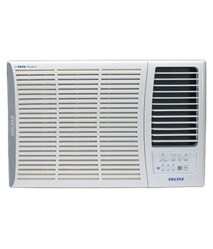 Voltas 1 Ton 5 Star 125dy Window Air Conditioner Snapdeal deals