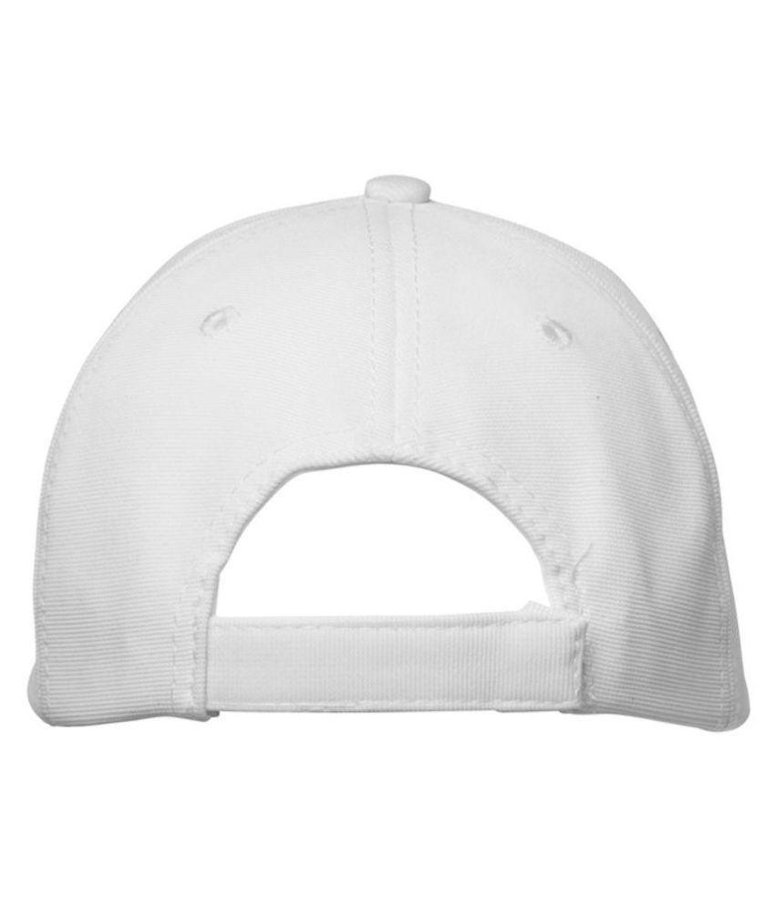 c77a2c75e5a Alamos White Plain Fabric Caps Alamos White Plain Fabric Caps ...