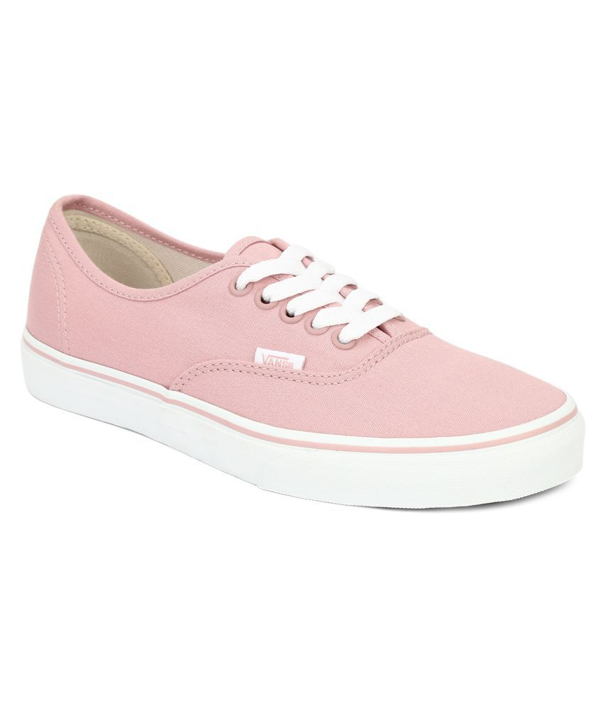 Vans Pink Casual Shoes Price in India- Buy Vans Pink Casual Shoes Online at  Snapdeal 752c9c2d4