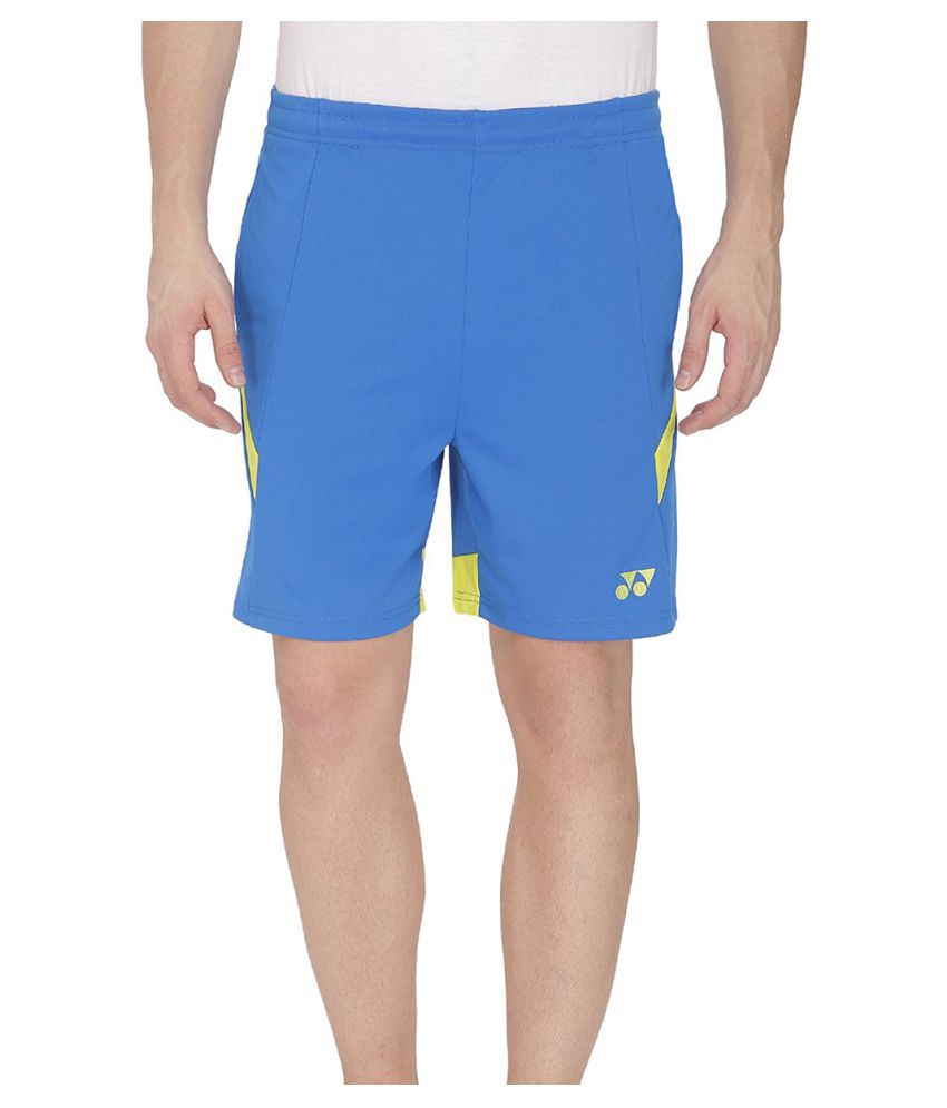 Yonex Badminton Shorts - Directoire Blue