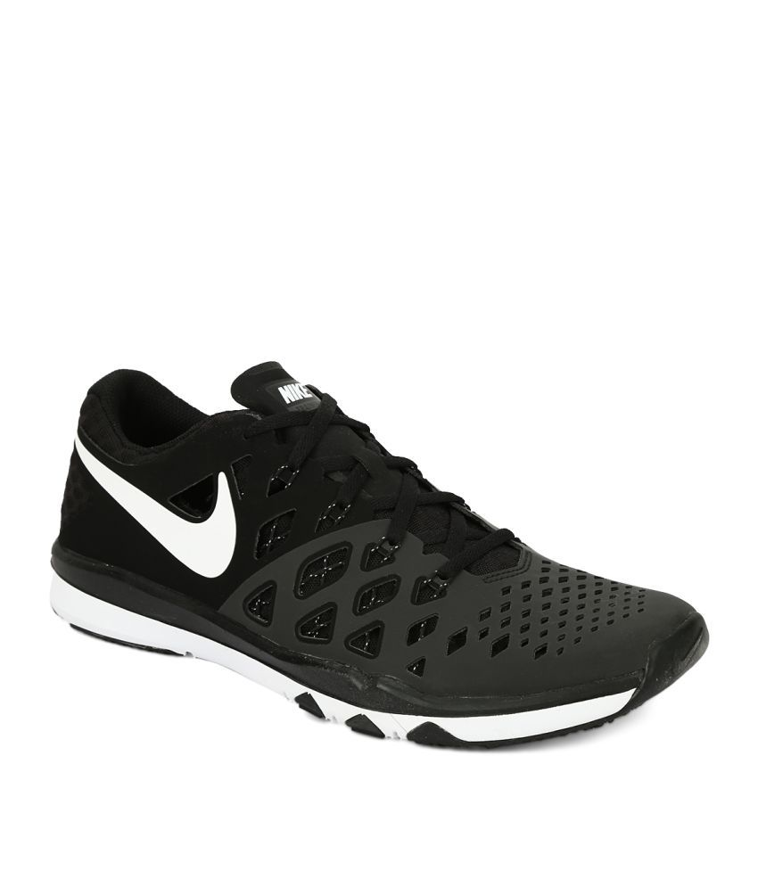 5d8262b09d8c Nike NIKE TRAIN SPEED 4 Black Training Shoes - Buy Nike NIKE TRAIN SPEED 4  Black Training Shoes Online at Best Prices in India on Snapdeal