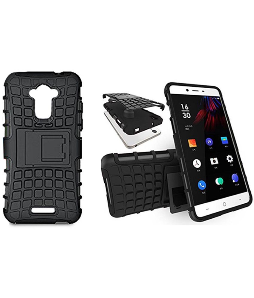 Coolpad Note 3 Shock Proof Case G-MOS - Black