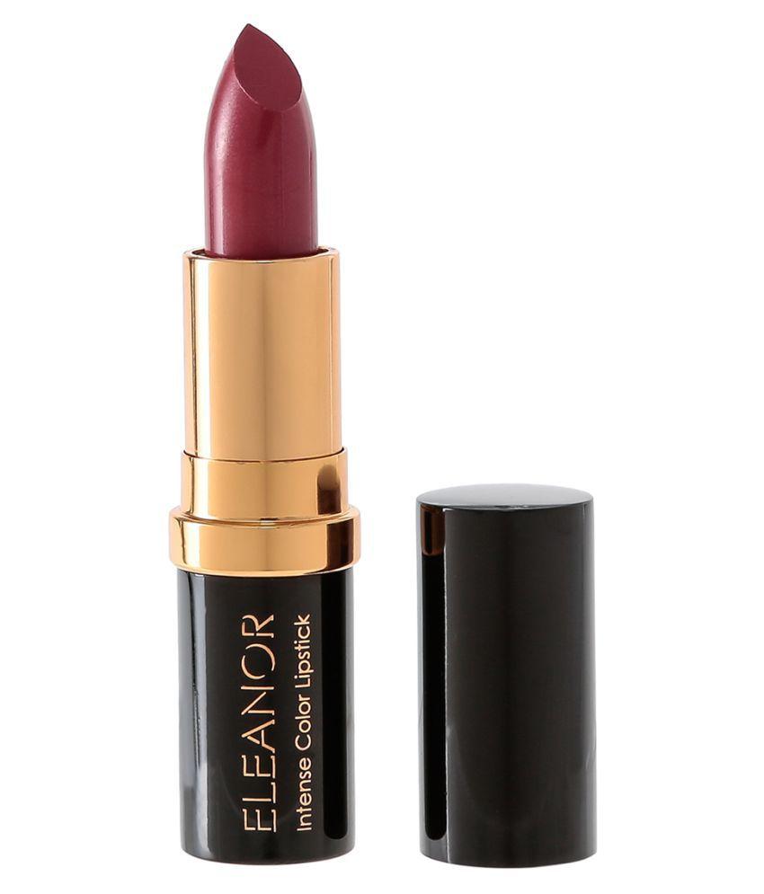 ELEANOR Intense Color Lipstick Lipstick L11 Cherry SPF 15 3.6 gm