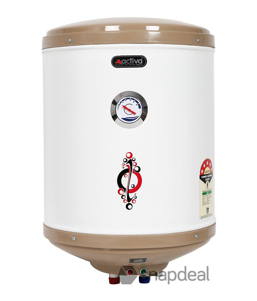 Activa 25Ltr. Water Heater Amazon 5 Star-28% OFF