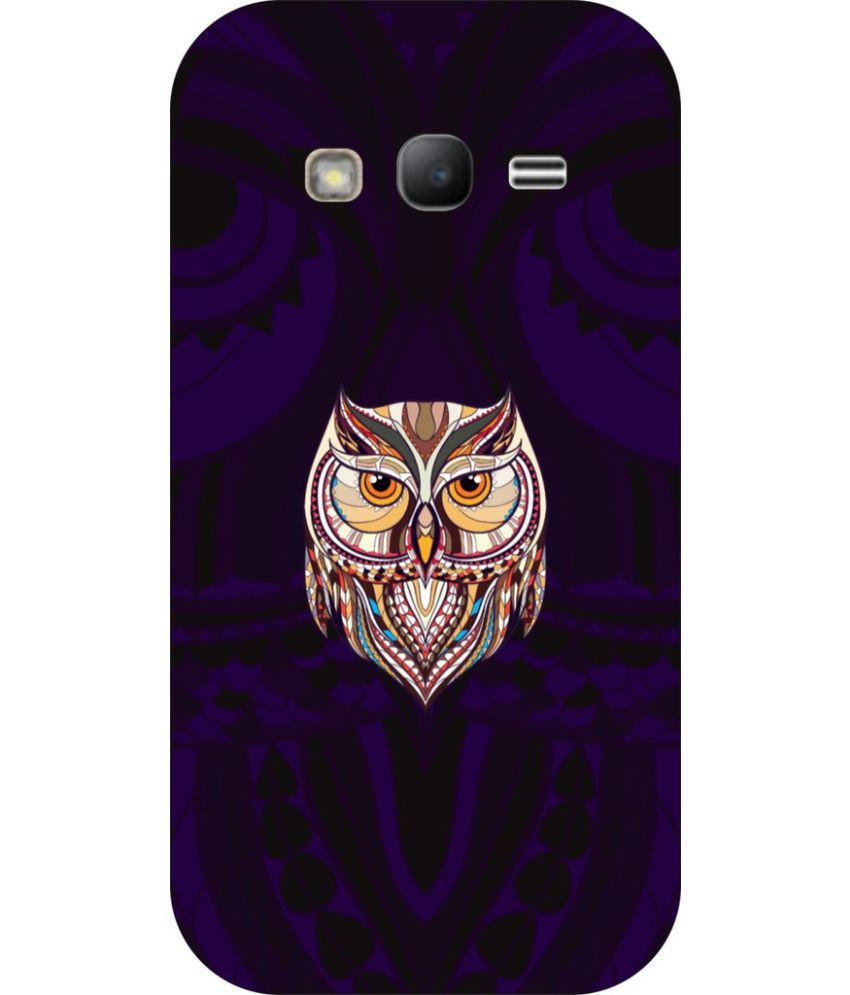Samsung Galaxy J2 Ace Printed Cover By Go Hooked