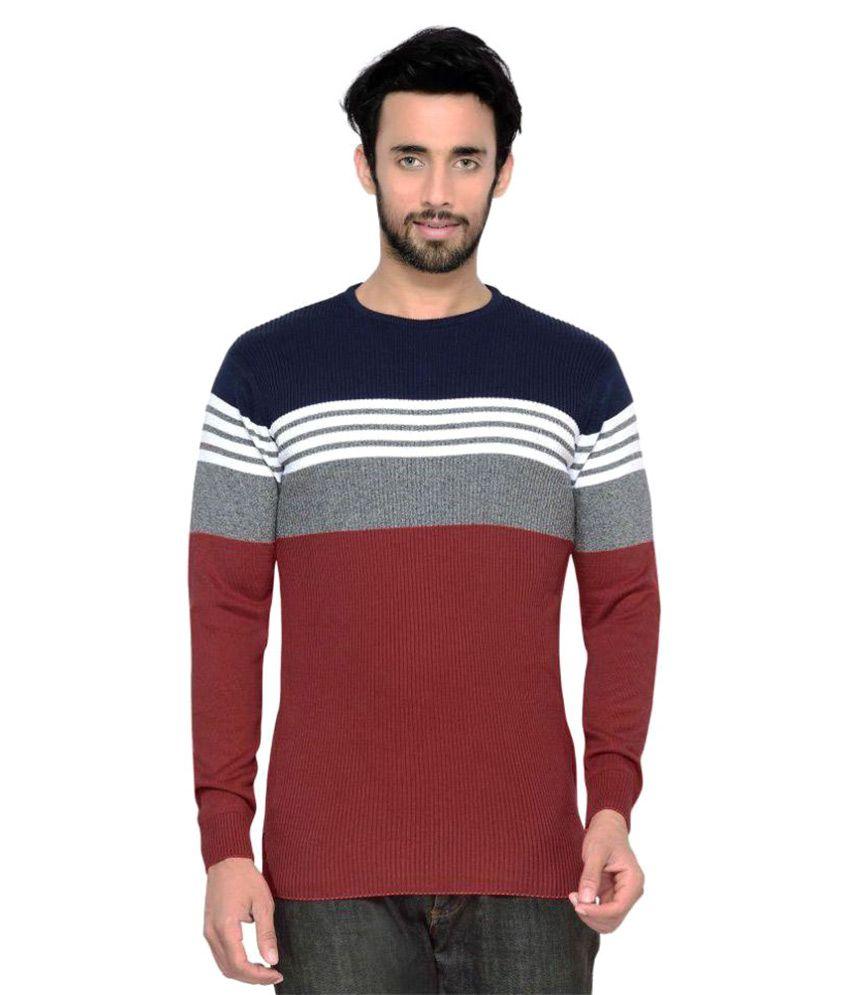 Thread Villa Multi Round T-Shirt