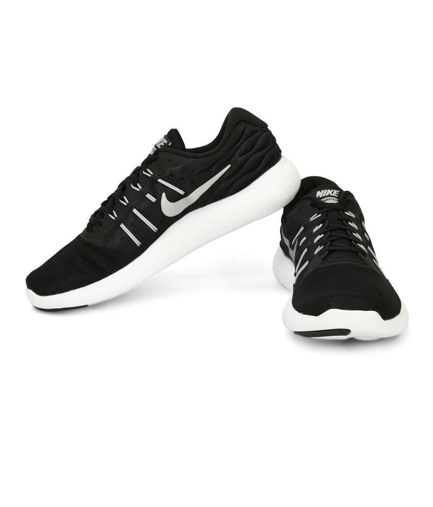 Nike NIKE LUNARSTELOS Black Running