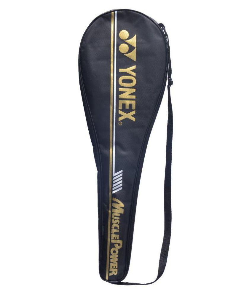 Yonex Muscle Power 29 Lite Badminton Racket Black: Buy ...