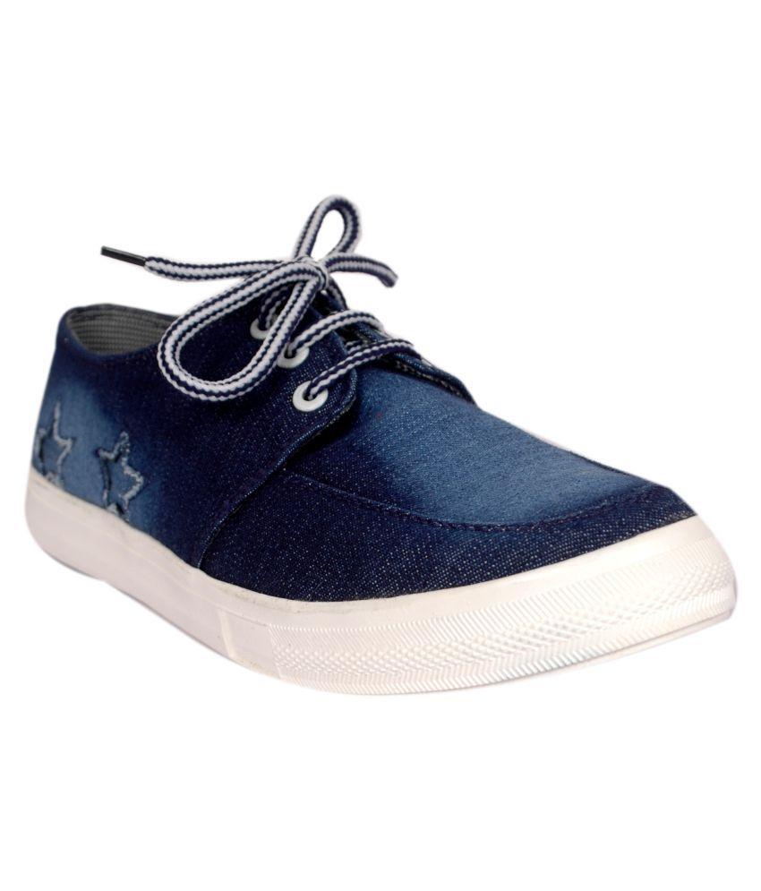 Bora Bora Blue Casual Shoes