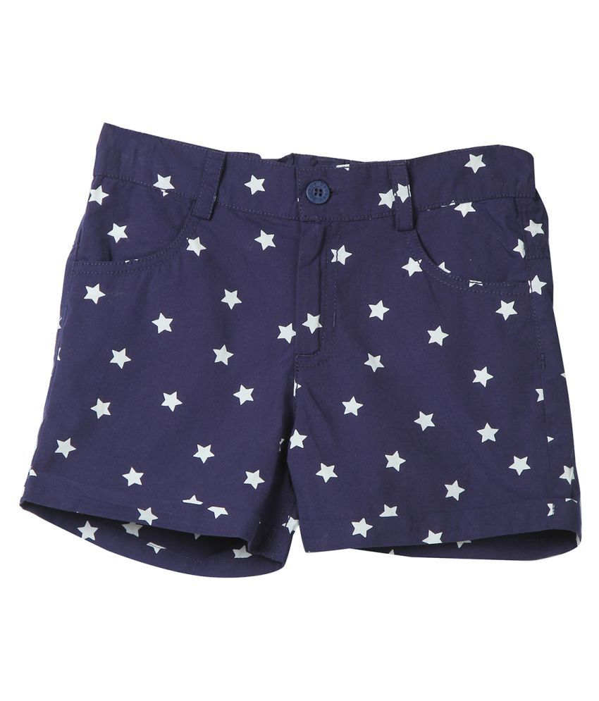 Beebay Star Print Shorts