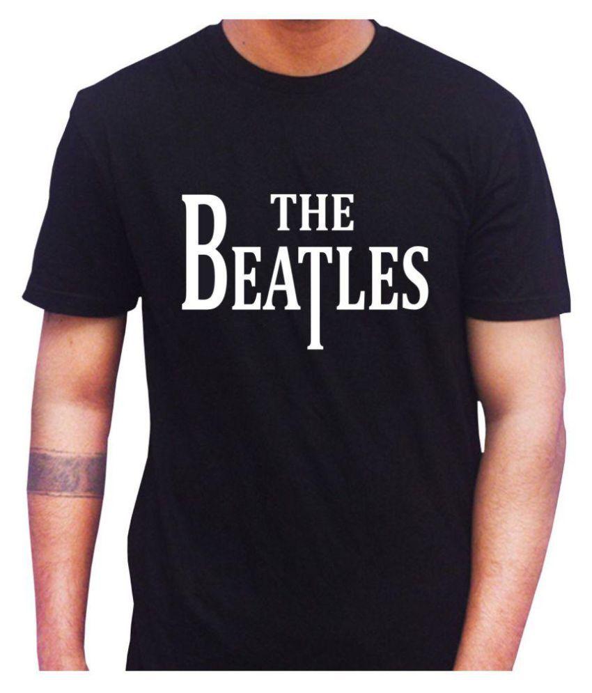 Cottvalley Black Round T-Shirt