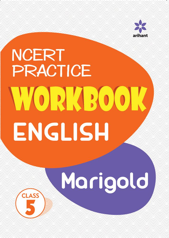 NCERT Practice Workbook ENGLISH Marigold for Class 5