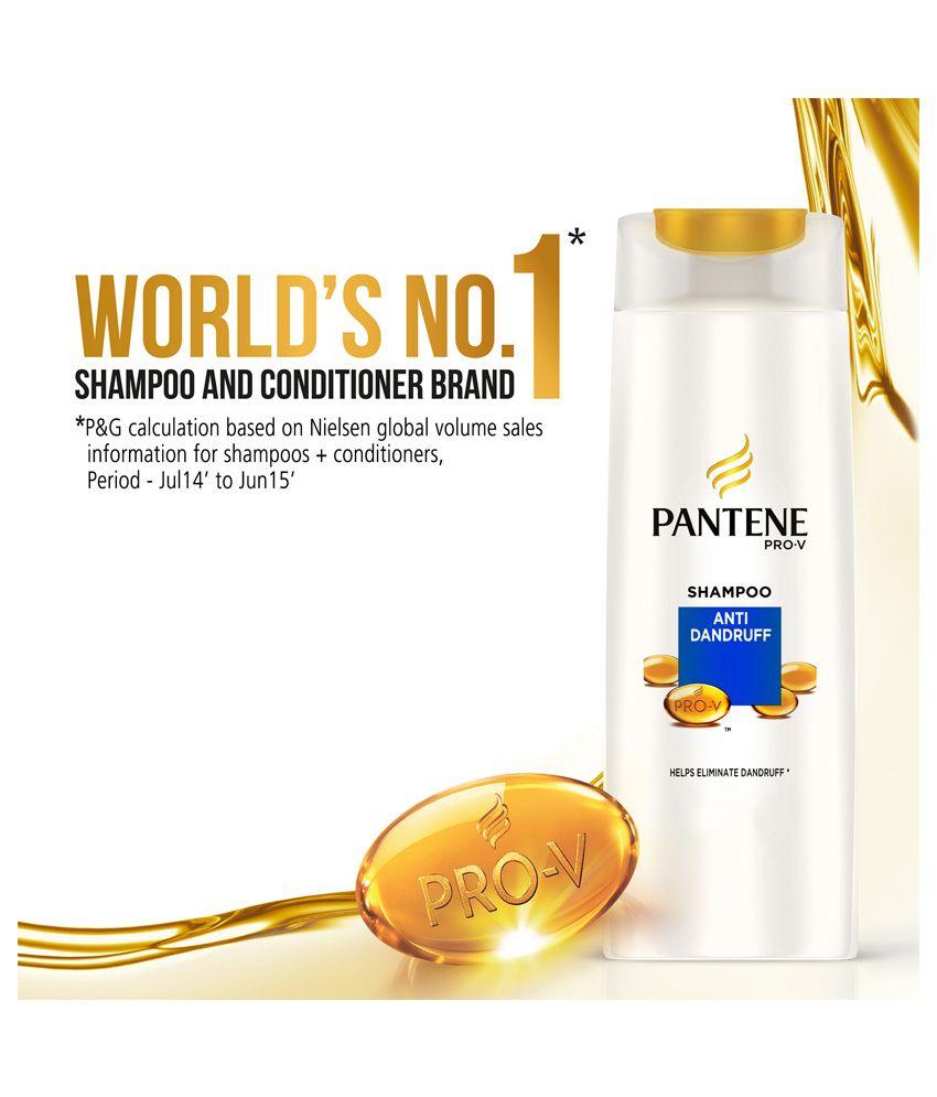 Pantene Anti Dandruff Shampoo 180 ml .
