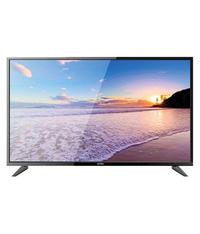 Intex Televisions Buy Online At Best Price In India Snapdeal # Table Television Ecran Plat