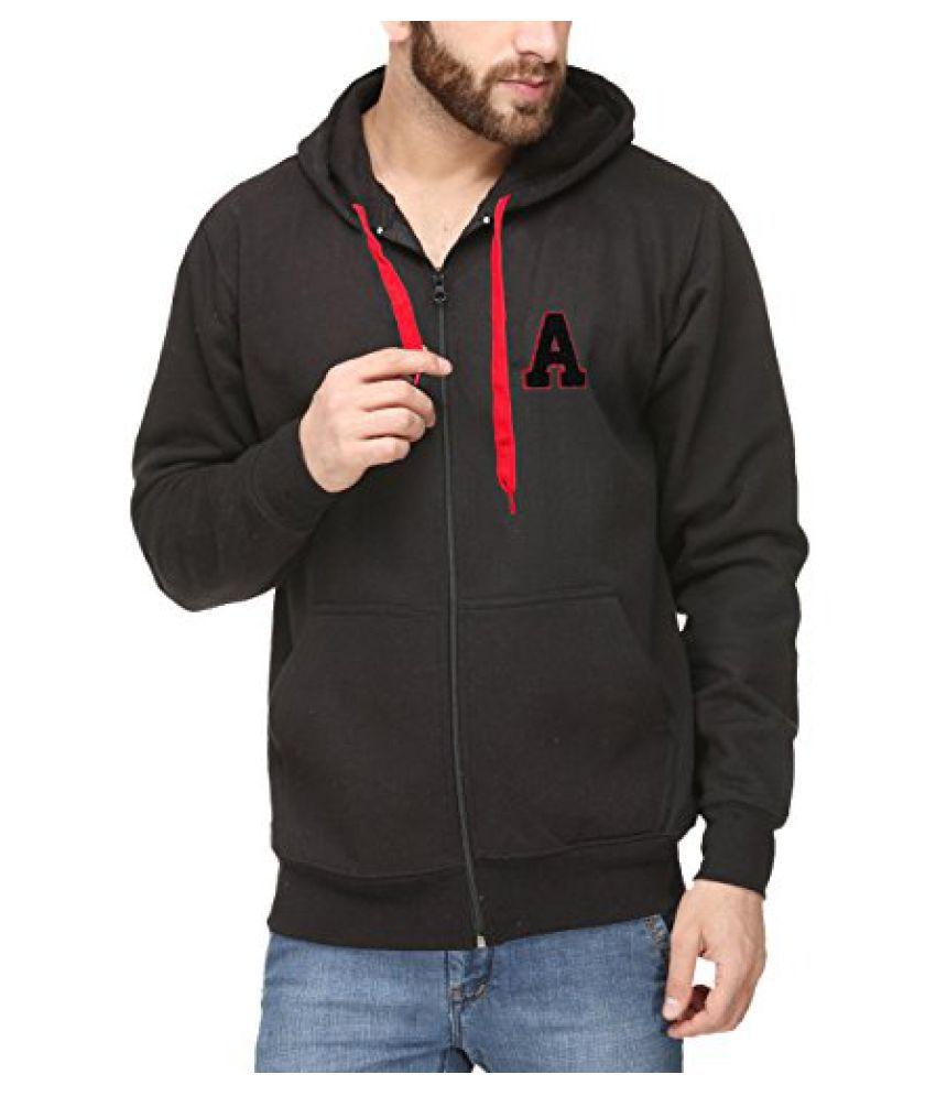 Scott International Mens Cotton Sweatshirt (Aebsslz7_L _Black _Large)