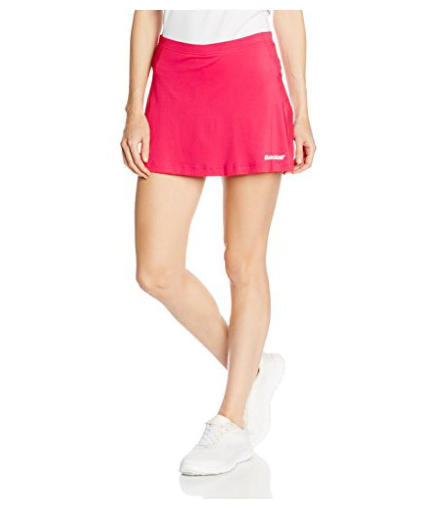 Babolat 41S1524Y-127 Core Match Short, Women's X-Large (Red Cherry)