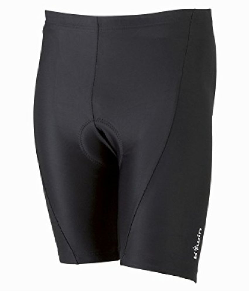 Btwin 3 Road Shorts, Small (Black)