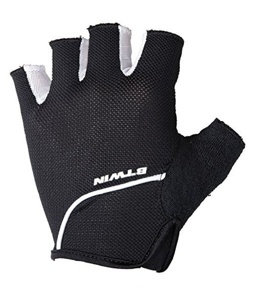 Btwin Cycling Gloves 500, Large