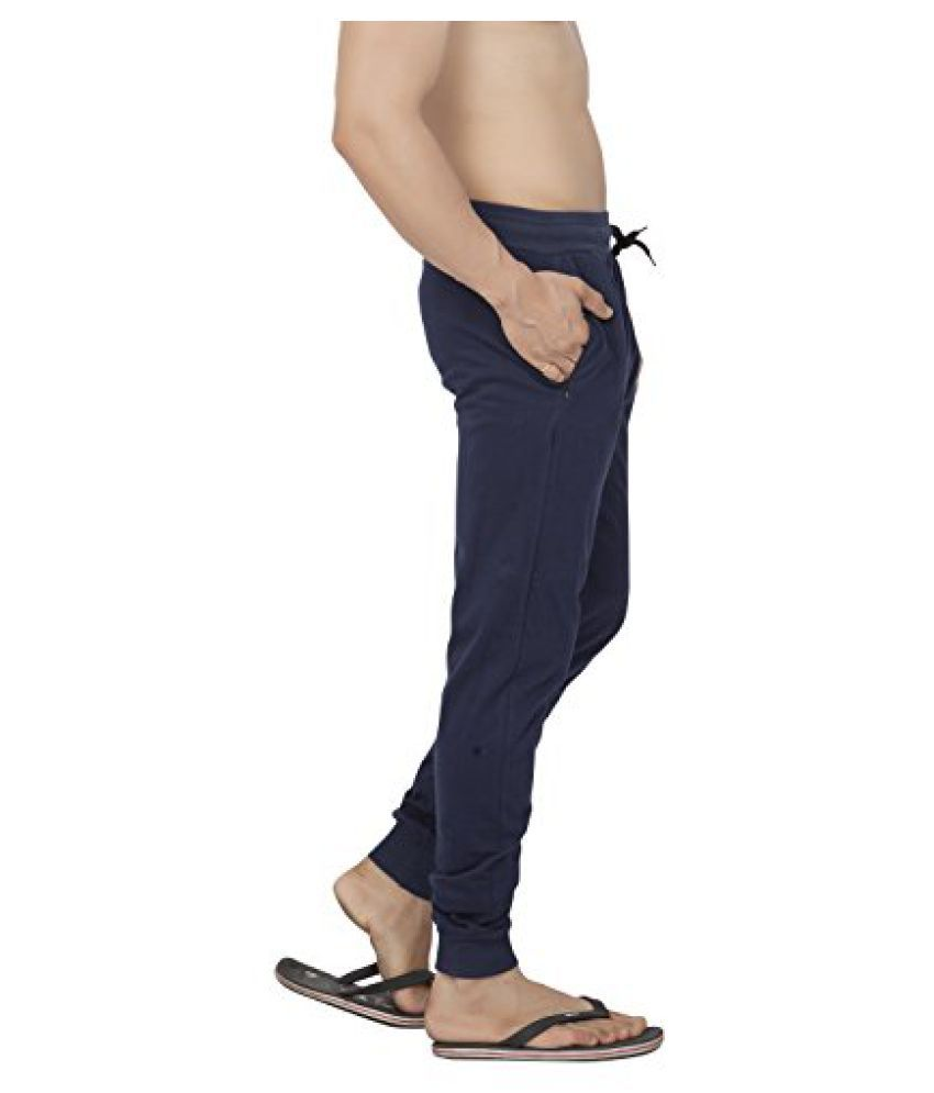 Clifton Mens Track Pant SlimFit -Navy-M