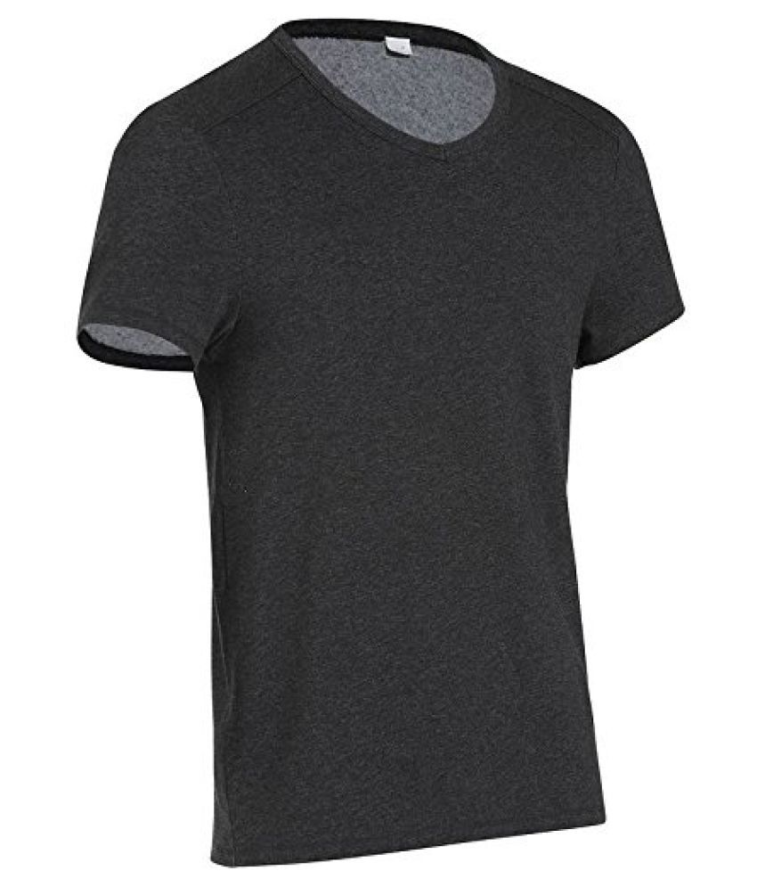 DOMYOS ACTIVE SLIM FITNESS T-SHIRT