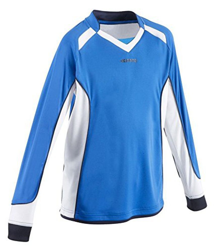 Kipsta Junior Football Jersey (Blue)