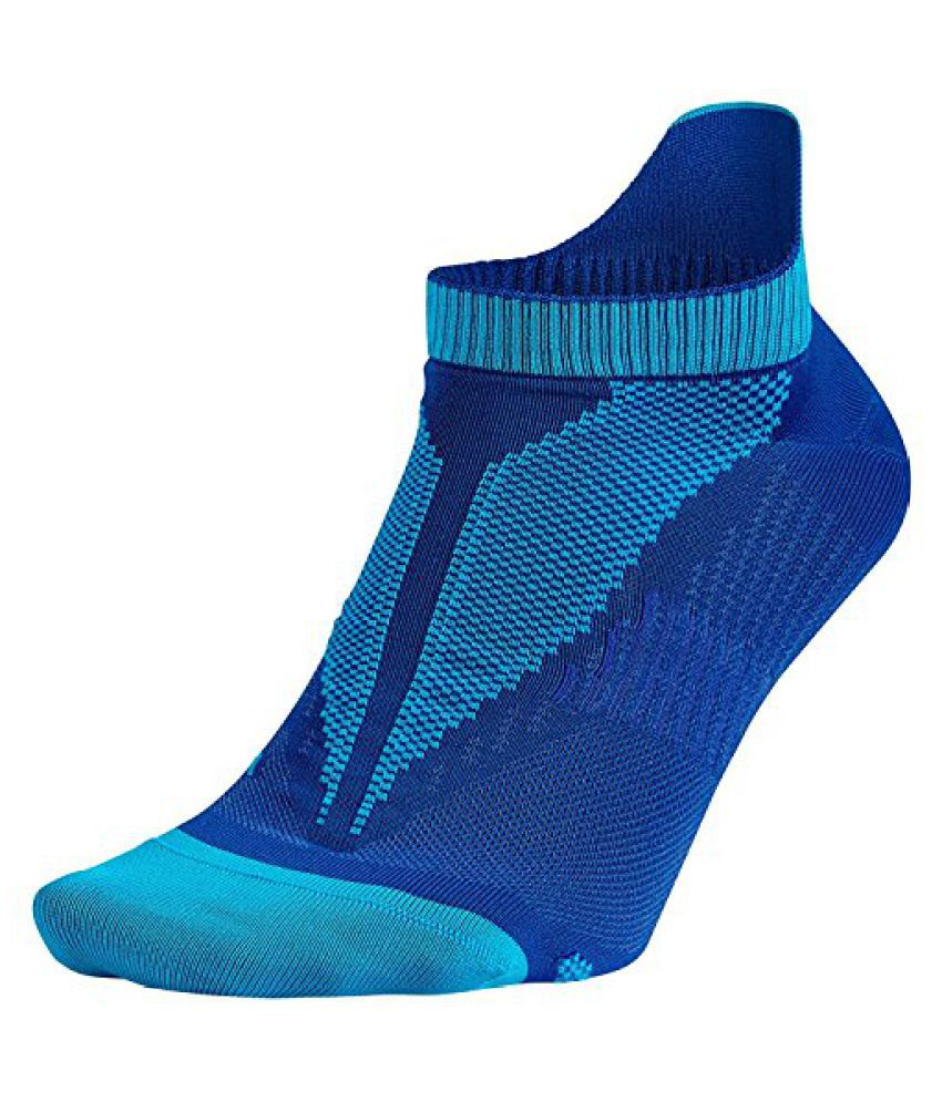 Nike Elite Lightweight No-Show Tab Running Socks