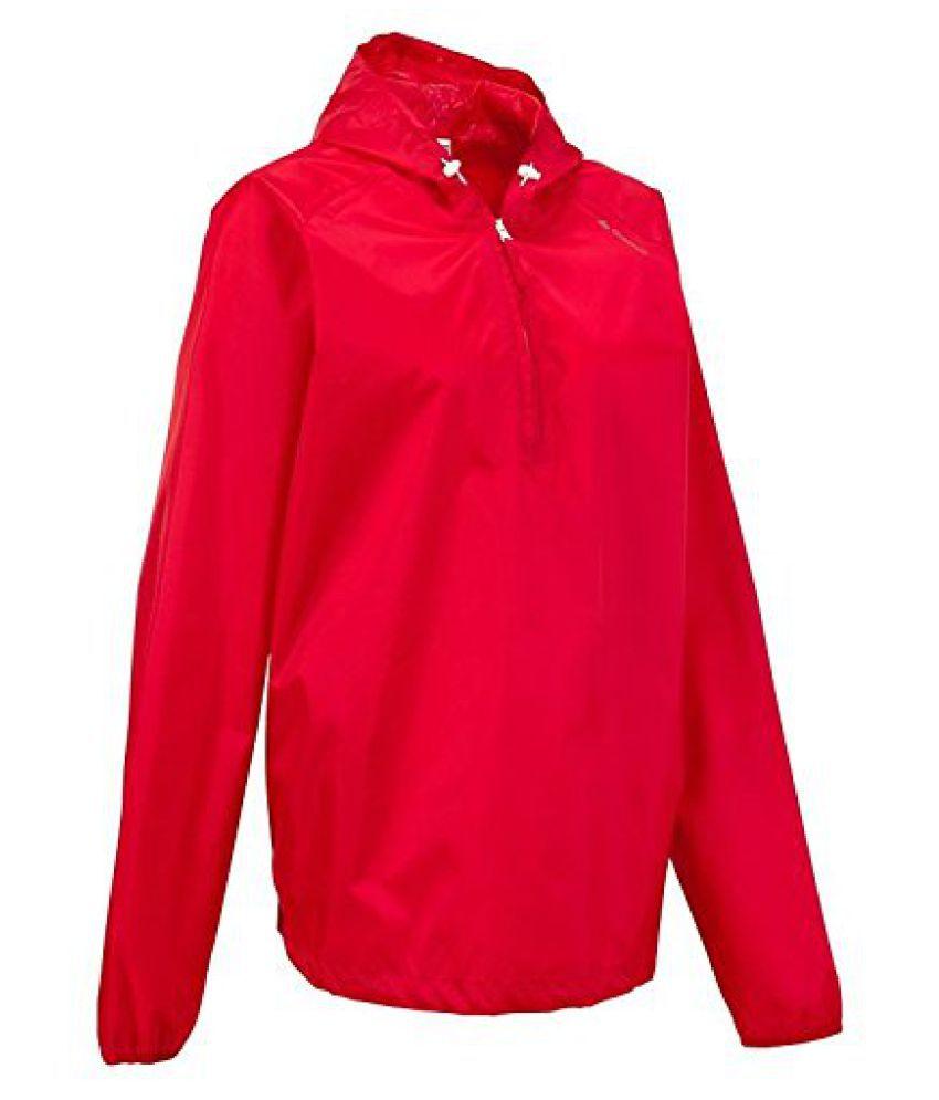 Quechua Raincut Jacket Red Size - XL-XXL