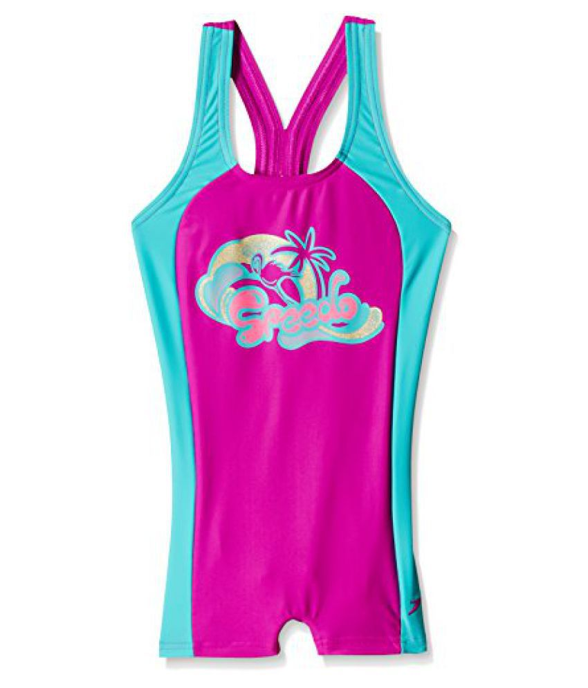 Speedo Girls Swimwear/ Swimming Costume