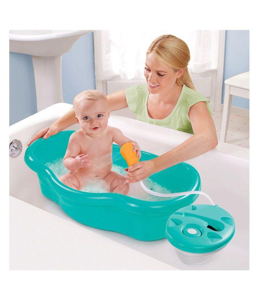 Summer Infant Multi Colour Plastic Baby Bath Tub Buy