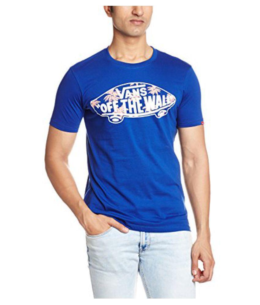 VANS Mens Round Neck T-Shirt