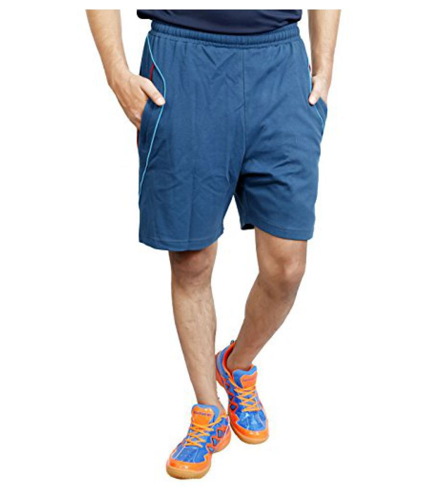 Vector X VS-2500-G Men's Shorts (DARK-BLUE) ...