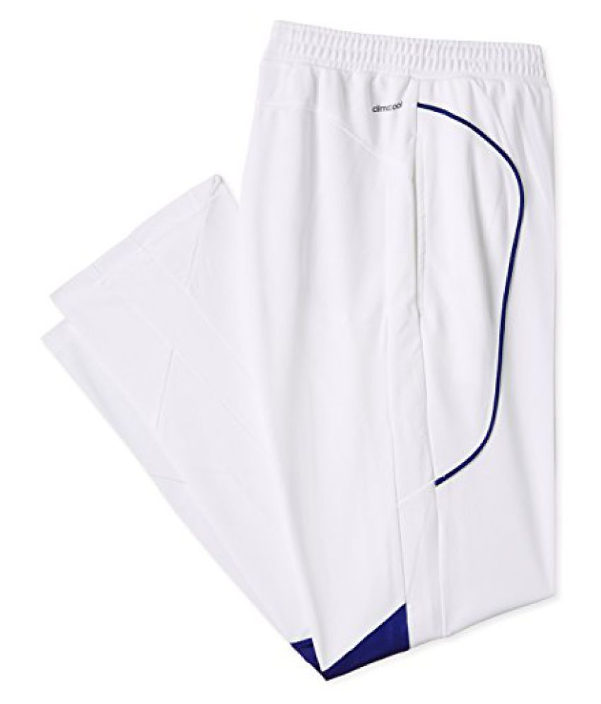 adidas M67980 Cricket Pant, Mens Large (White)