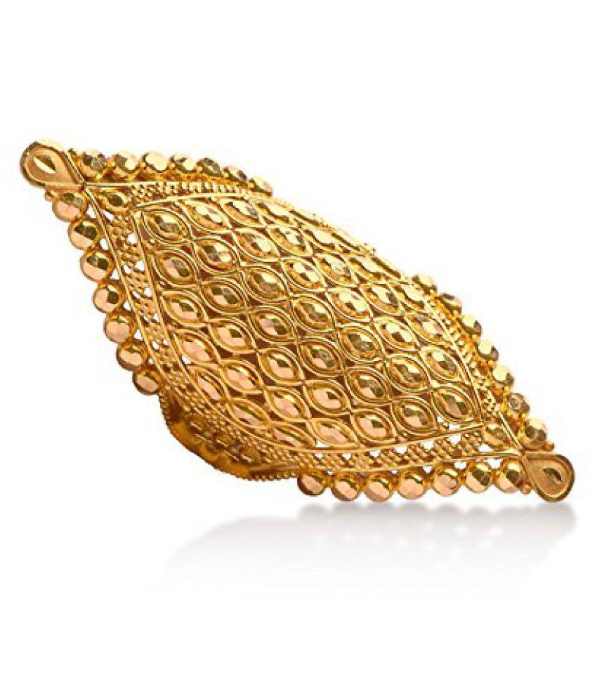 Senco Gold 22k (916) Yellow Gold Ring