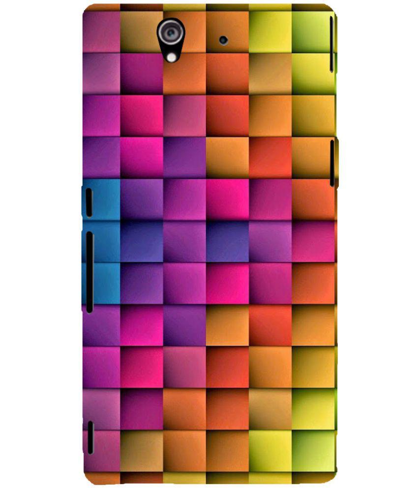 Sony Xperia Z Printed Cover By PrintVisa