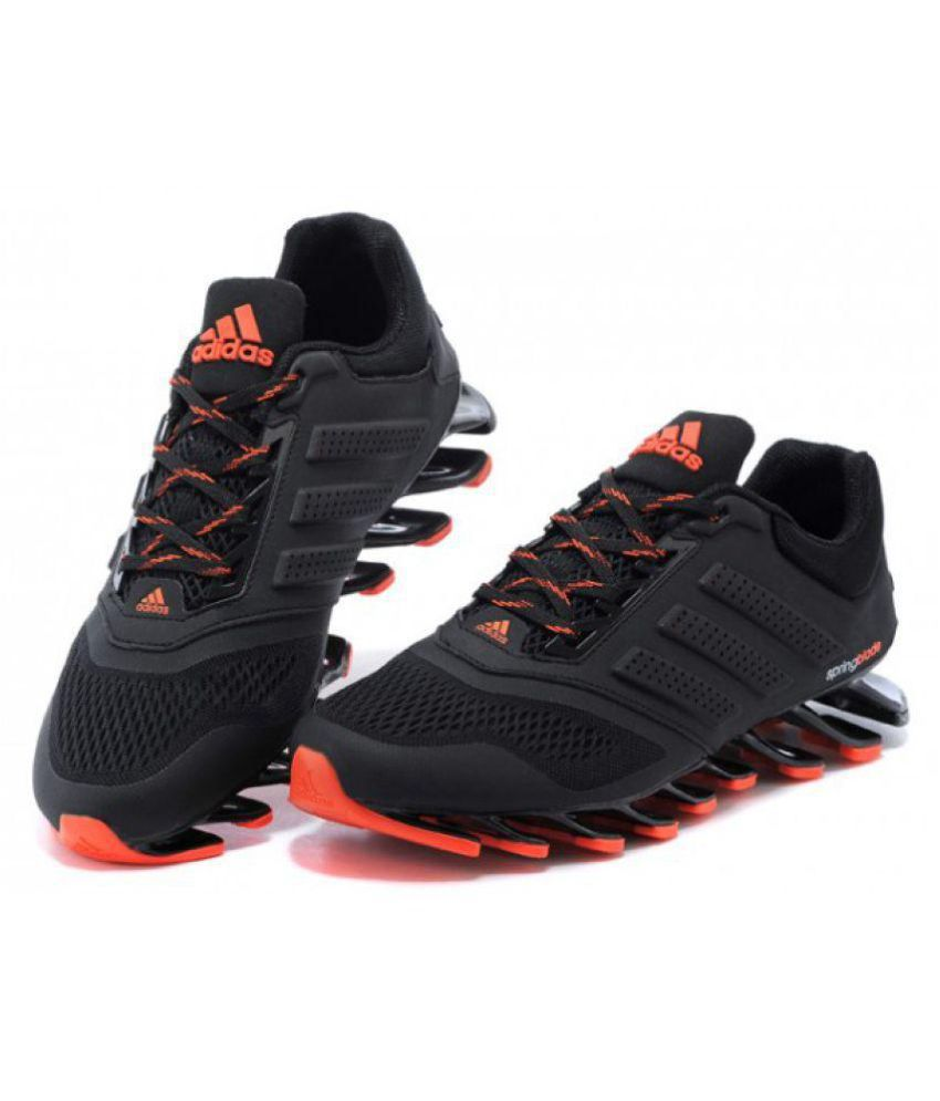 new arrival 29764 865d4 ... Adidas Springblade Drive M2 Running Shoes Black