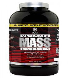 Gifted Ultimate Mass Gainer 6 Lb Chocolate Mass Gainer Powder