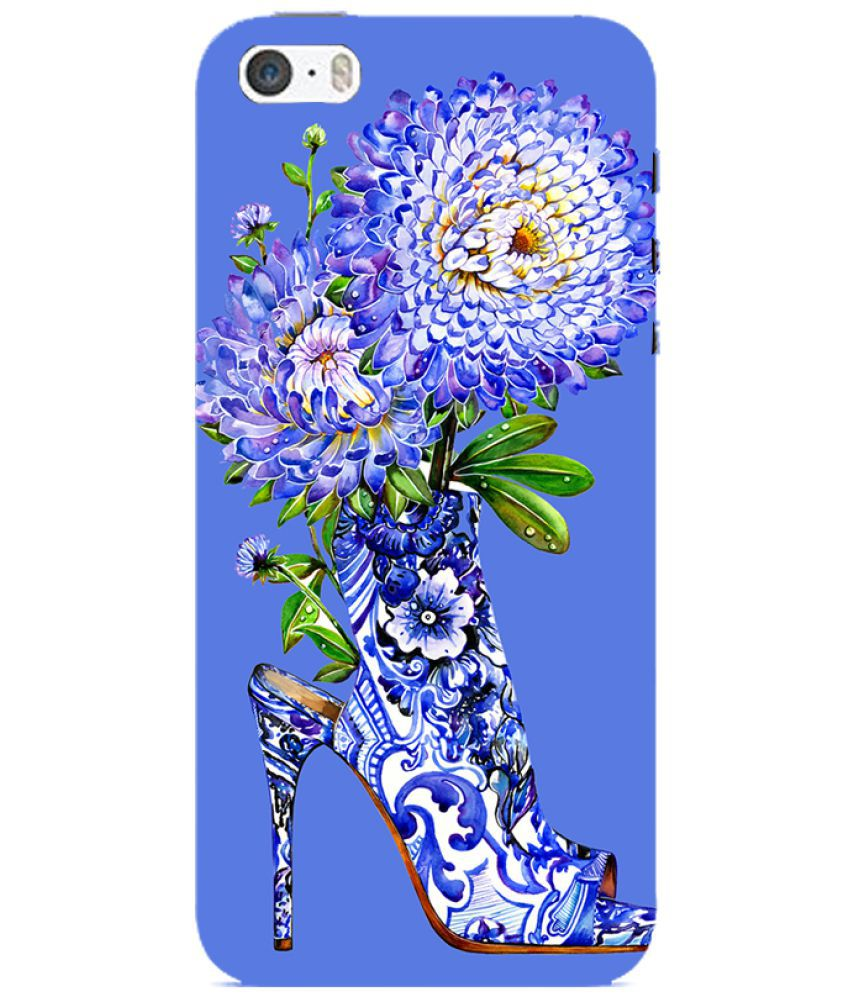 Apple iPhone 5S Printed Cover By PrintVisa